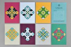 Union Jewellery | Identity Designed #logo #print #branding