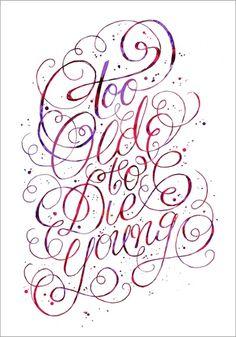 Main : Giulia Santopadre #lettering #typography