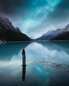Moody Travel and Landscape Photography by Rhys J Simmons