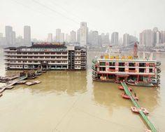 Chongqing: City of Rivers by Maciej Leszczynski