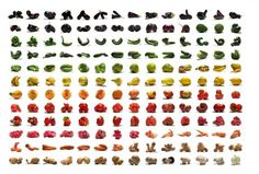 swissmiss | mutatoprints #form #print #fruit #texture #vegetables #colour