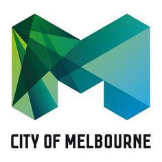 CoM_primary_Master_HR.JPG (JPEG Image, 768×768 pixels) #branding #modern #landor #city #melbourne #identity #angular