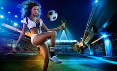 2014 World Cup Calendar by Tim Tadder #inspiration #photography #port