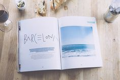 pazmartinezcapuz_bread5 #spread #sea #barcelona #pazmartinezcapuz #editorial #magazine