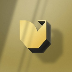 This is my set for #36daysoftype 2020. It's a collection of heavy, blocky, brutalism inspired glyphs with the usual coat of gold, that share a common aesthetic but do not strive to be apart of the same letterset, leaving room for diversity and experimentation. 36 Days of Type is a project that invites Designers, Illustrators and Graphic Artists to express their particular view on our alphabet by designing a letter or number each day during 36 days of restless creativity. #36daysoftype07 #adiorga @adiorga #typography #lettering #crutalism #36daysoftype2020 #romania