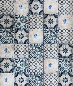 Azul | WALL & DECÃ' | View #malta #tiles #maltese