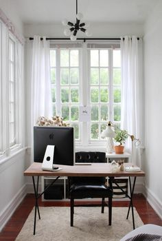 The Sweetest Occasion Studio #inspiration #office #workspace