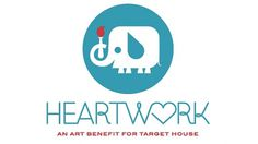 Eight Hour Day » Blog » Heartwork • An Art Benefit for Target House #logo