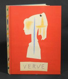 Verve Magazine, Pablo Picasso