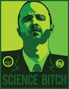 Breaking Bad Posters #walter #bad #white #breaking #meth #pinkman #crystal #barrack #posters #jr #jessie #obey #science #obama