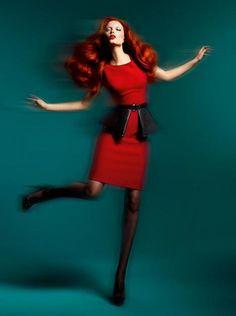 Naty Chabanenko by Nihat Odabasi for Atalars Campaign #fashion #model #photography #girl