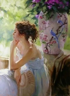 Beautiful Paintings by Richard S Johnson | Cuded #paintings #richard #s #johnson #beautiful