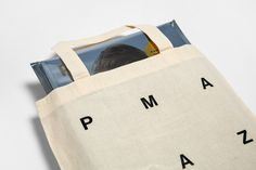 P MAGAZINE THE BOOK #tote #book #designbyface #bag #face #magazine