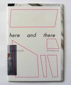 Typography / systematisms: .NAKAKO HAYASHI.