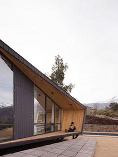 Small Mountain Cabin in San Esteban, Chile, Gonzalo Iturriaga Arquitectos 7
