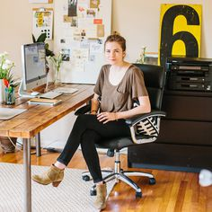 Talking Spaces With Eva Black – Front + Main : Front + Main #office #home #workspace