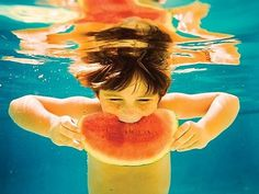 "Image Spark Image tagged ""kids"", ""cute"", ""photograph"" pamela #watermelon"