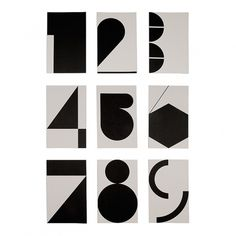 Geometric Numbers | Shiro to Kuro #numbers #geometri