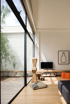Windsor Warehouse by Made by Cohen. #livingroom #minimalism #madebycohen