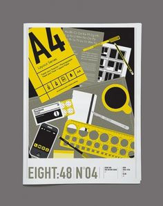 Eight:48 – Issue 04 | Flickr - Photo Sharing! #grid #magazine
