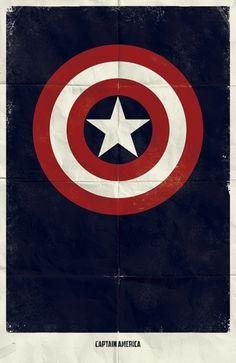 Marvel Minimalist Posters on the Behance Network