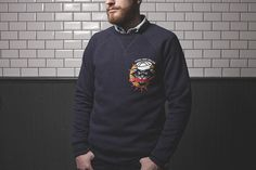 Hobo and Sailor Live: Lookbook Winter 13/14. December 22 2013 #sweatshirt #hoboandsailor