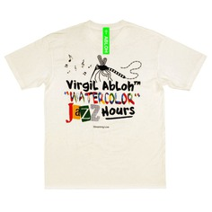 """Canary Yellow x Virgil Abloh™️ """"WATERCOLOR"""" Jazz Hours"""