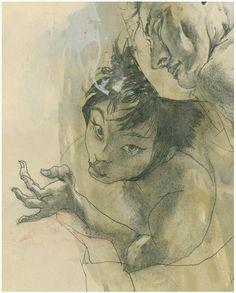kent williams 6 #illustration #drawing