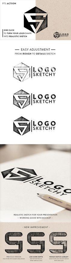 Logo Sketchy