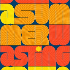A Summer Wasting – Jason Wong – Friends of Type