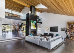 Redmond Ranch Gets Three Modern Additions and Stylish Interiors 7