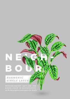 Harmonic Poster - by Sophia Mary Mac