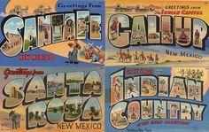 img1005.jpg (3256×2063) #travel #postcards #vintage