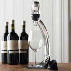 Vinturi Wine Aerator Tower Gift Set #tech #flow #gadget #gift #ideas #cool