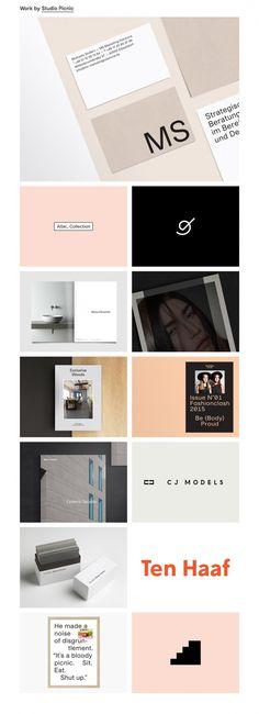 Studio Picnic by Eloy Kruijntjens Maastricht Netherlands beautiful webdesign website minimal portfolio mindsparkle mag designblog award site