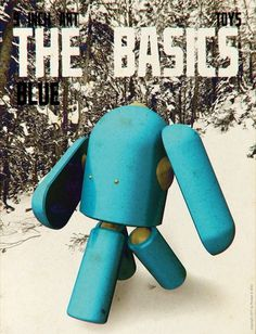 The Basics - 9 inch Art Toys. | The Rocket & Wink Homepage