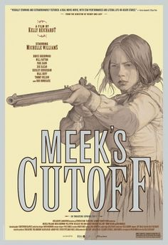 Reelizer Presents: The Top Ten Movie Posters of 2011 (Official One Sheets) | Badass Digest #mccarthy #poster #meeks #marlene #cutoff