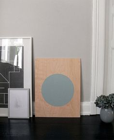 TheDesignerPad - The Designer Pad - IN THE CIRCLE OFÂ THINGS #minimal #art