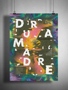 DURAMADRE - Diseño II Gabriele. Fadu UBA #poster #typography