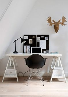 inspiring workspaces | Flickr - Photo Sharing! #interior