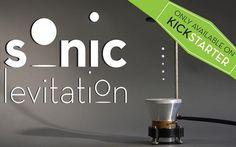 Ultrasonic Levitation Machine #tech #flow #gadget #gift #ideas #cool