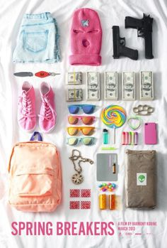 Tags: Click to add Tags... #film poster #uniform #spring breakers