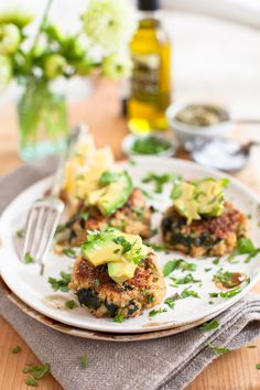 Yummy Supper: QUINOA + KALE PATTIES #food