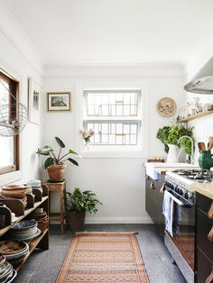 Australian houses : kitchen