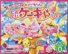 Amazon.com : Popin' Cookin' Funny Cake House : Hard Candy : Grocery & Gourmet Food