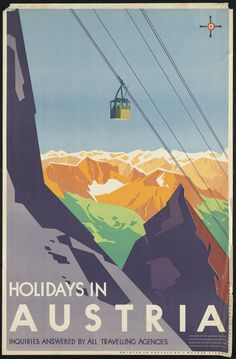 All sizes | Holidays in Austria | Flickr Photo Sharing! #austria #travel #poster