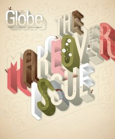 makeoverissue.jpg (JPEG Image, 500×605 pixels) #text #lettering #design #graphic #cover #illustratio #type #magazine #typography