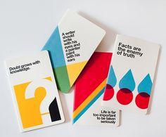 Milan based inspirational blog | Think.BigChief #design #graphic