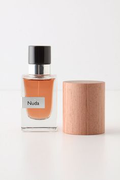 Nasomatto Nuda Eau De Parfum #packaging #fusta