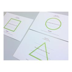 Diplomas for @vicreumola (Vicreu) courses | by Alucinamandarinas #vicreu #geometry #diploma #branding #alucinamandarinas #brand #identity #logo